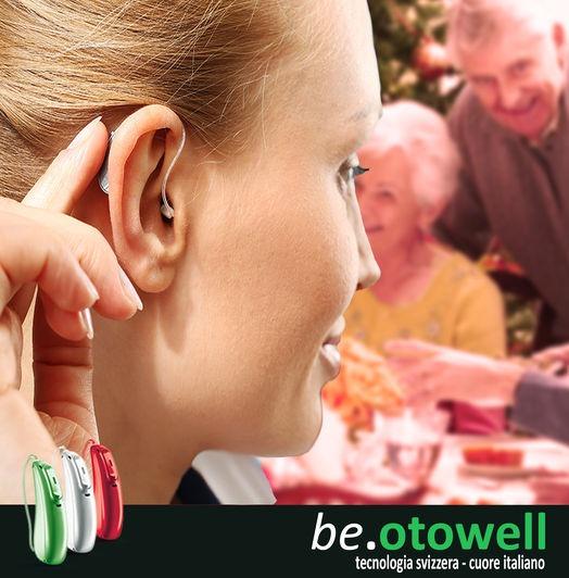 difficoltà all'udito a natale