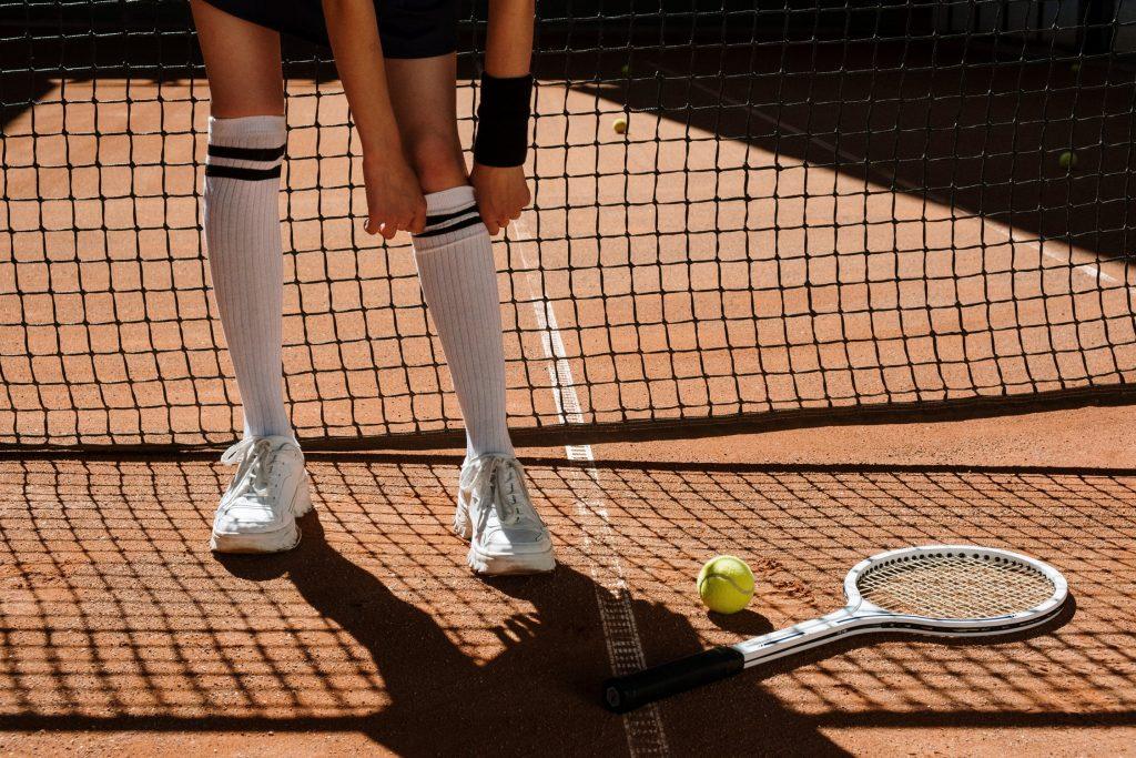 tennis giulia bassini